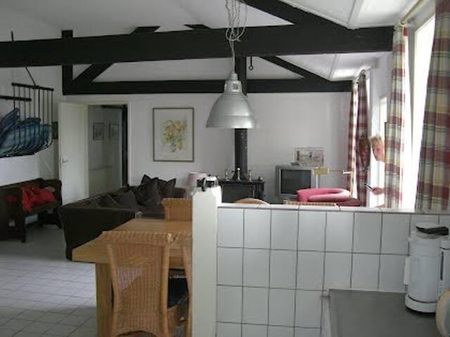 Apartment at a farm for rent! - Veere - Apartamento
