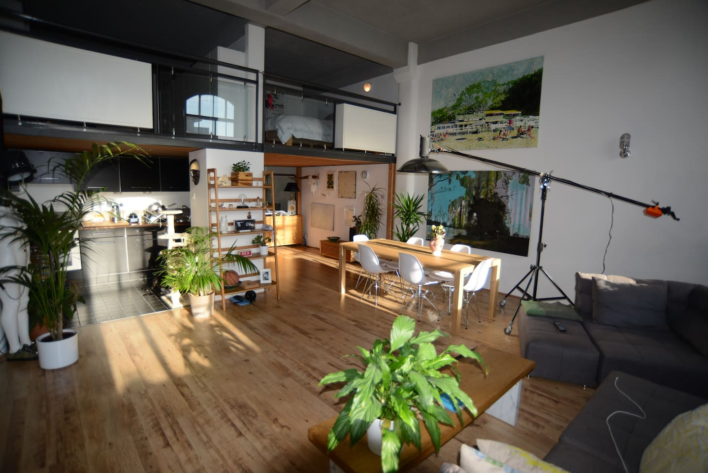cool loft style apartment in trendy east london lofts for rent in