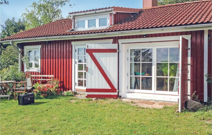 Stunning home in Ulsnis with Sauna, WiFi and 0 Bedrooms