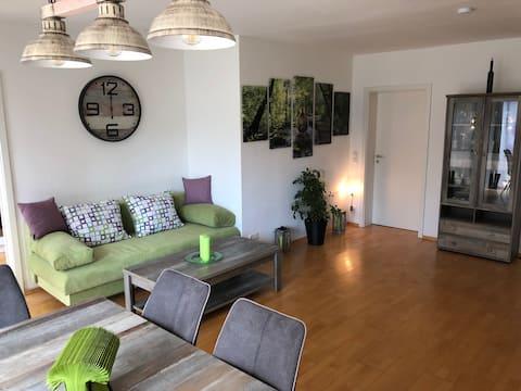 Ruhige 2-Zimmer Wohnung vor den Toren Münchens