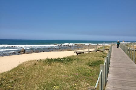 Cozy beach flat 8km from Porto - Vila Nova de Gaia - Apartment
