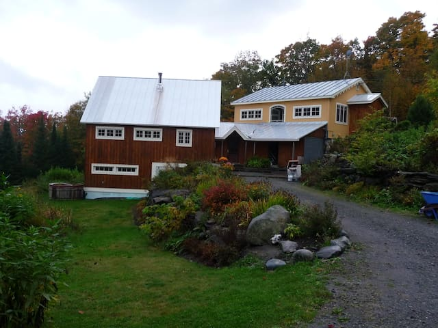 The REAL Vermont Experience is Here - Chelsea - House