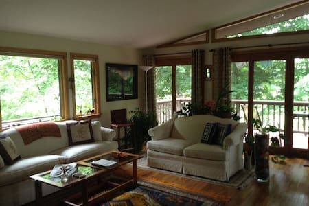 Relaxing refuge close to activities - West Newbury - Hus