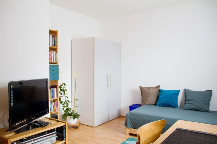 In the heart of Köln - central independent bedsit