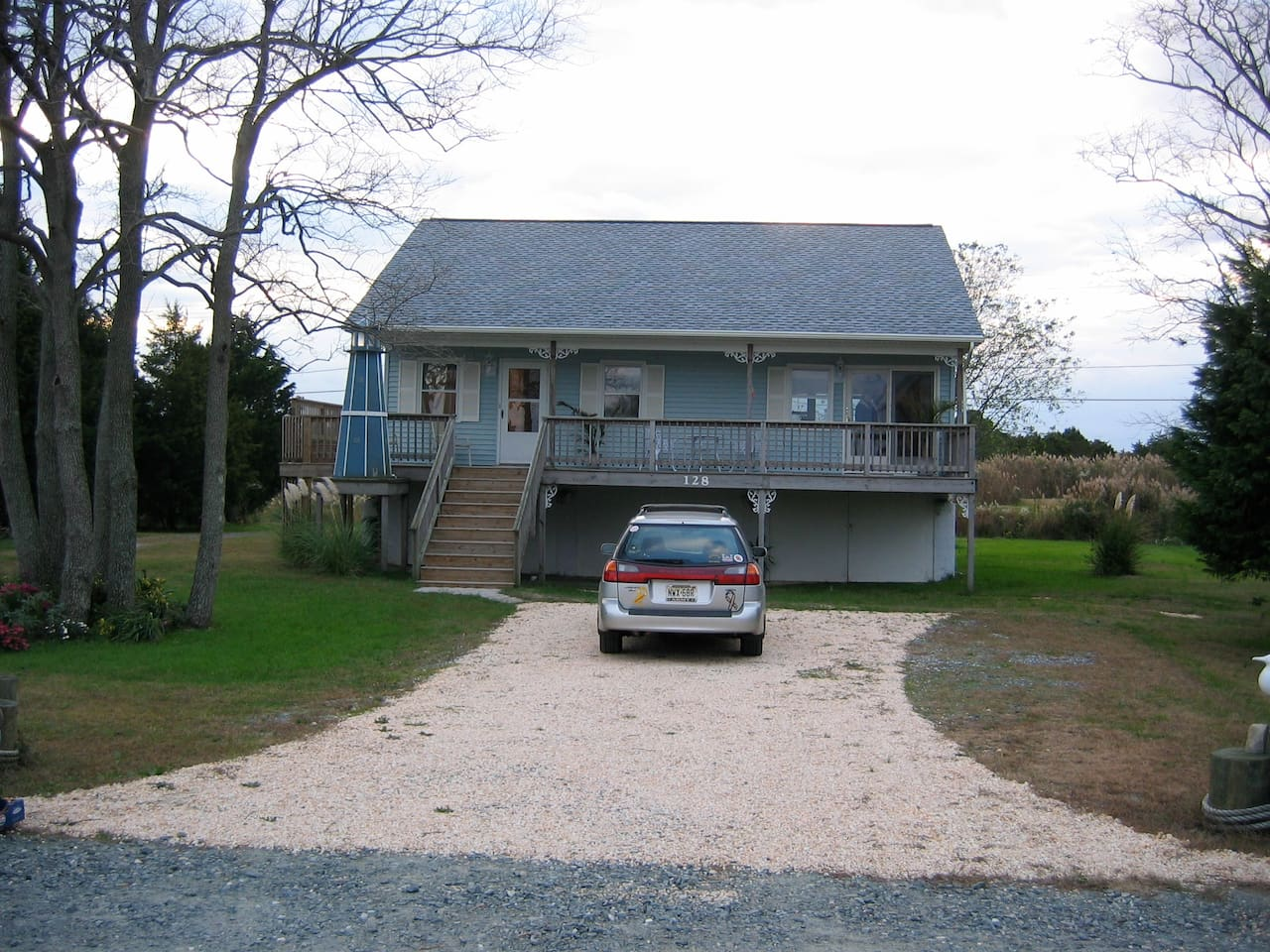 Peace, serenity, privacy, tranquility....all found at Beach Plum B&B