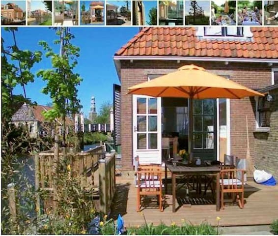 Charming house (book on the other advertisement) - Hindeloopen