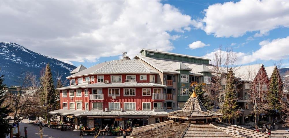 Boutique Condo in the Heart of Whistler Village
