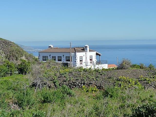 Cottage, volcanoes, beach, trekking - Villa de Mazo - Casa