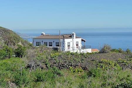 Cottage, volcanoes, beach, trekking - Villa de Mazo - Huis