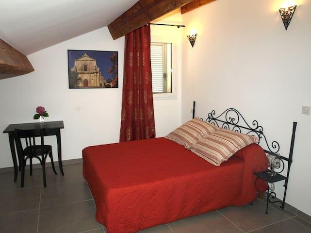 Chambres d'hôtes Macinaghju / Luna - Haute-Corse - Pousada
