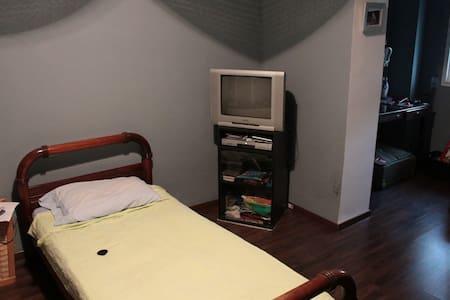 La chambre bleu  - Tunis
