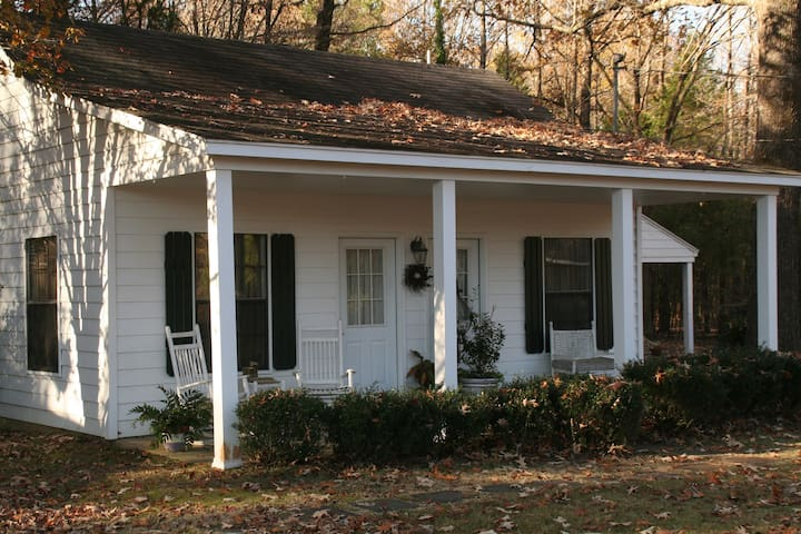 Wynnewood Cottage