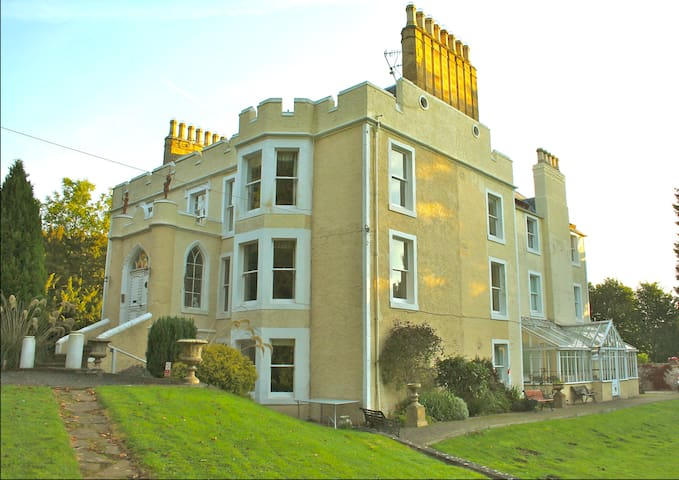 Press Castle Apartment 2 - Coldingham - Apartemen