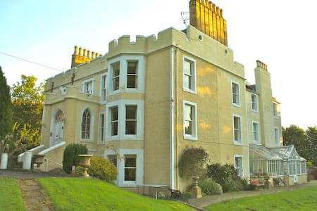 Press Castle Apartment 2 - Coldingham - Daire