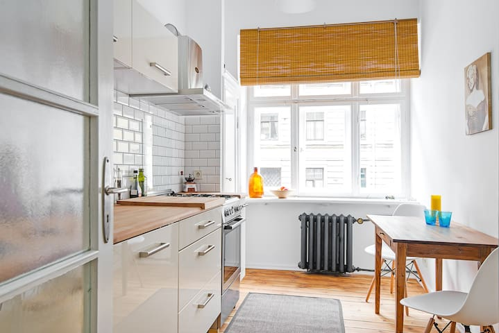Just renovated Knights st apartment - Riga - Appartement