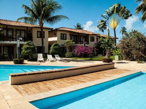 Apartamento DUPLEX -  2 ROOMS in TAPERAPUAN BEACH