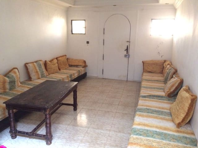 Surf & Chill Out - Rabat - Apartment