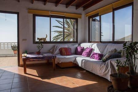 Casa Munay en Lanzarote - La Asomada - ที่พักพร้อมอาหารเช้า