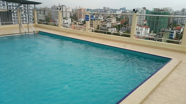 Fully furnished 3 bedroom  luxury appartment