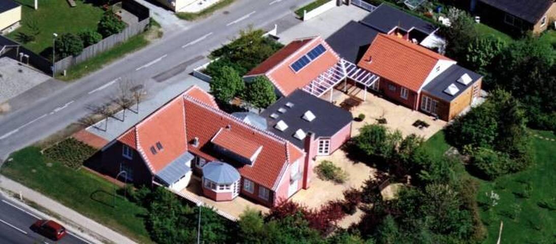 Ferienwohnung B  Skagen / Aalbæk DK - Albaek - Apartament