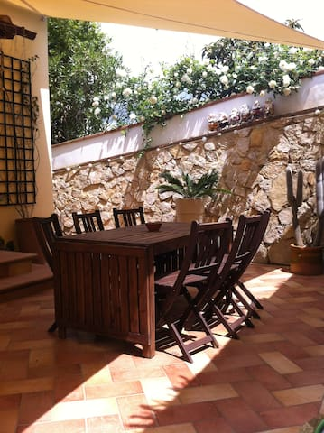 app.nto Tuscan / sea with garden - Livorno - Apartament