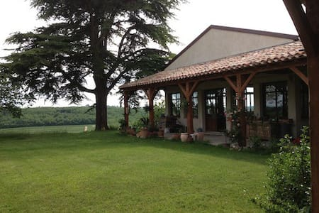 Bed and breakfast du Lauragais II - Mourvilles-Hautes - Bed & Breakfast