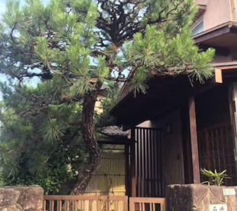SJÆLDEN!! I nærheden AF MIYAJIMA Traditionelt japansk hus