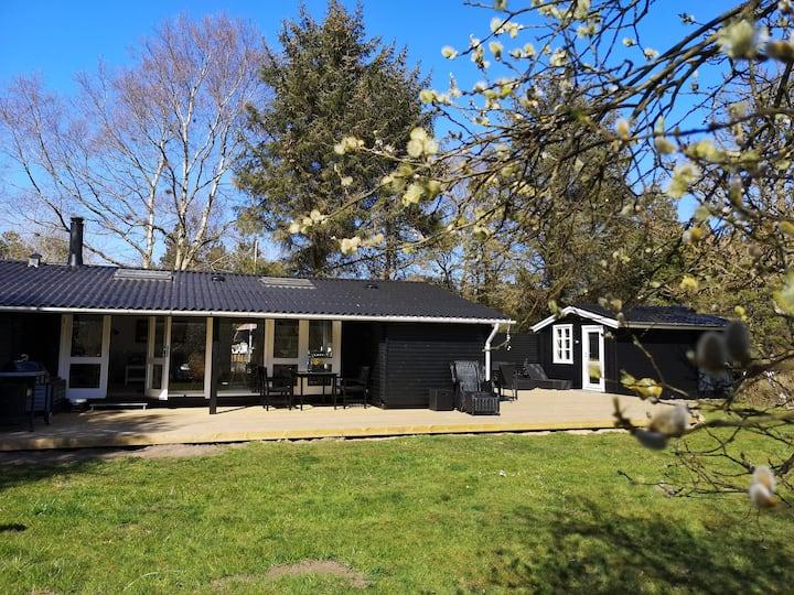 Rømø ,  Unesco område - nyrenoveret hus med sauna