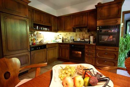 Zimmer in einem Einfamilienhaus  - Greifenberg - Huis