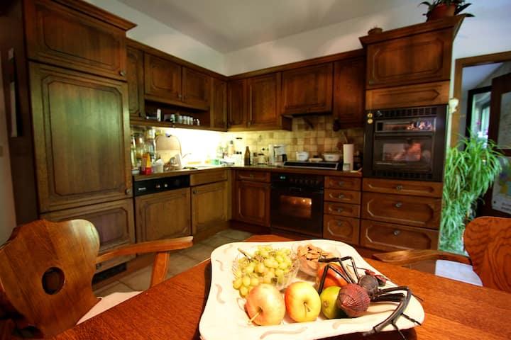 Zimmer in einem Einfamilienhaus