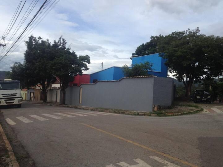 Casa Azul - Inhotim - Brumadinho