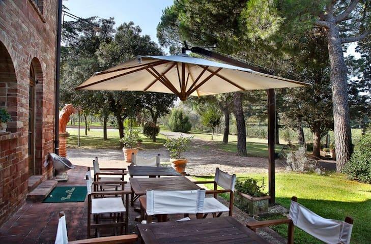 Bellissimo appartamento Montepulciano - Montepulciano - Huoneisto