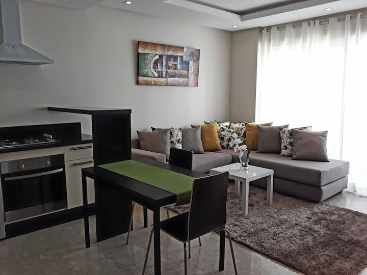 New Fully Furnished Apartment @ Ghandi/Oasis *****