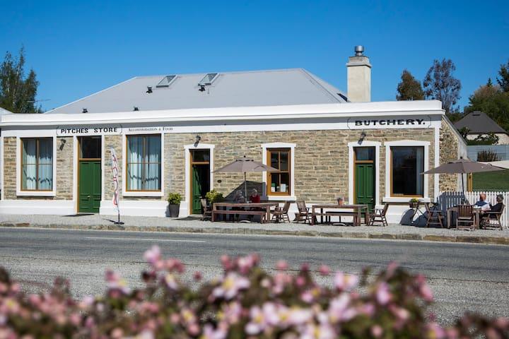 Ophir in Central Otago - a destination