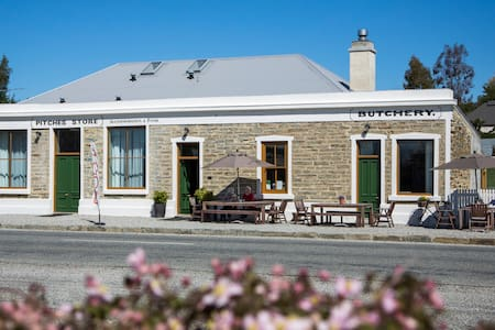 Ophir in Central Otago - a destination