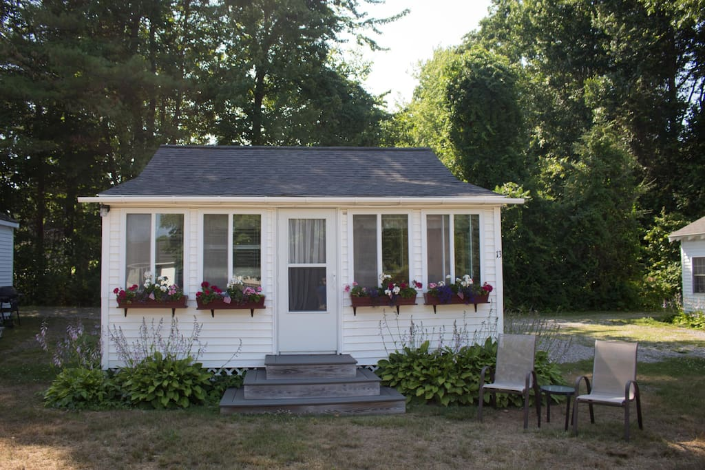 One Bedroom Cottage C13 Condominiums For Rent In Wells Maine United States