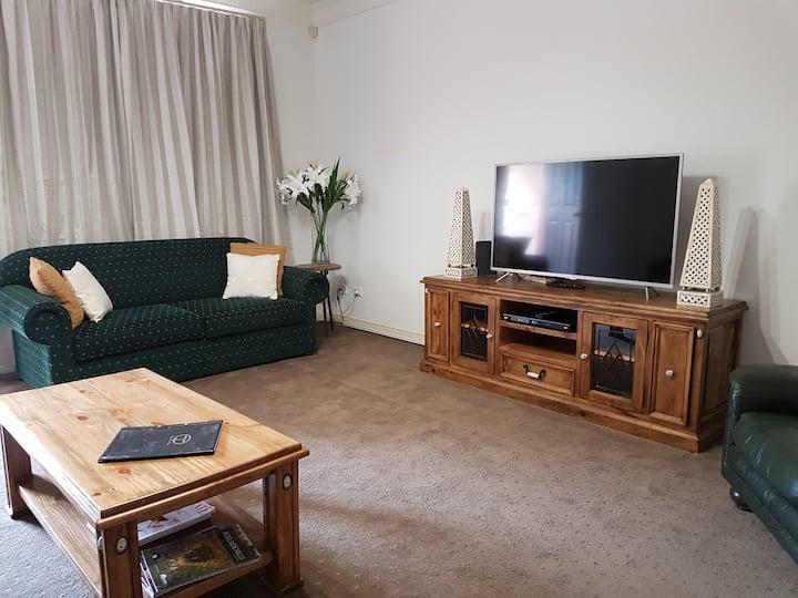 Villa on Louisa South East corner of Adelaide