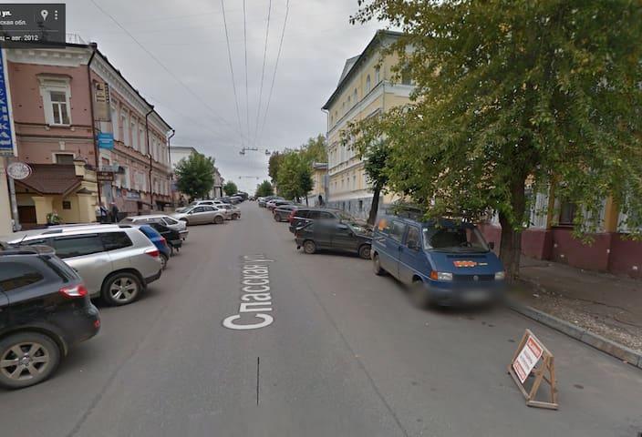 В центре города с отдельным входом - Kirow