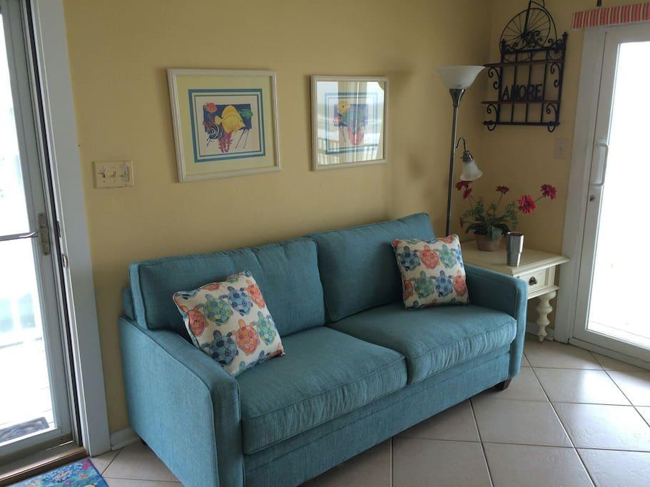 Brand new Queen sleeper sofa