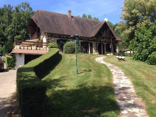 Maison de campagne au calme - Saint-Pierre-de-Bailleul - House