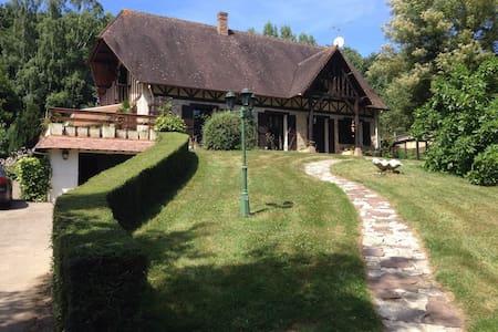 Maison de campagne au calme - Saint-Pierre-de-Bailleul - Hus