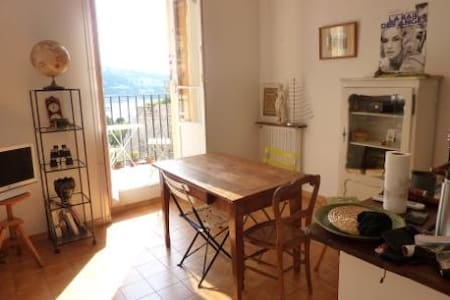 4 days or more on FRENCH RIVIERA - Villefranche-sur-Mer - Wohnung