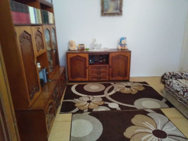 Apartament for three persons