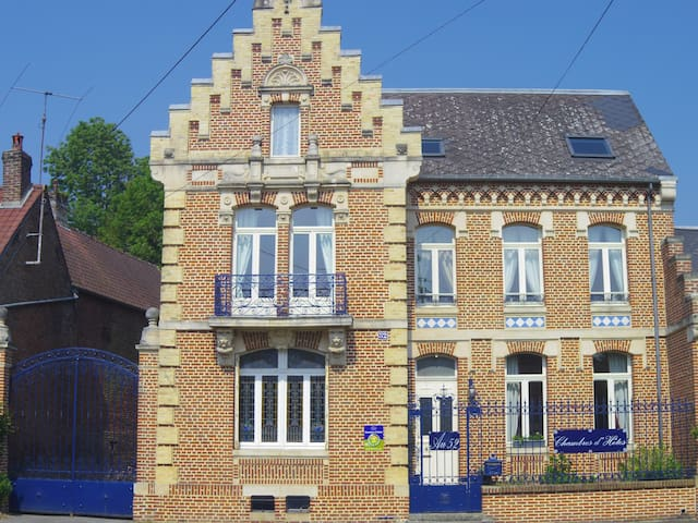 "Bed and Breakfast ""au 52"" Romance - Beauval - Aamiaismajoitus"