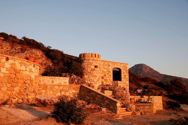Cretan traditional villa Falasarna - Phalasarna - 洞穴