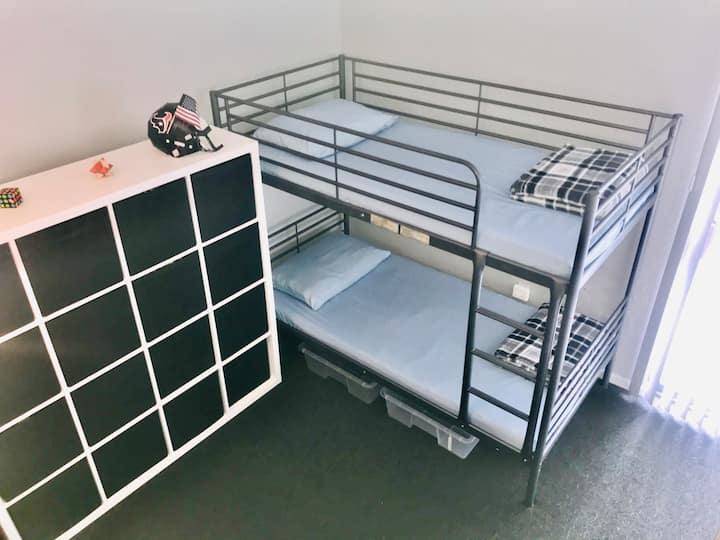 Bunk bed near the medical center - Bunk 3