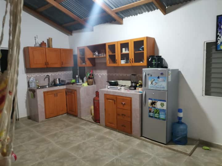 Encuentro/ Cabarete 1 bedroom for rent