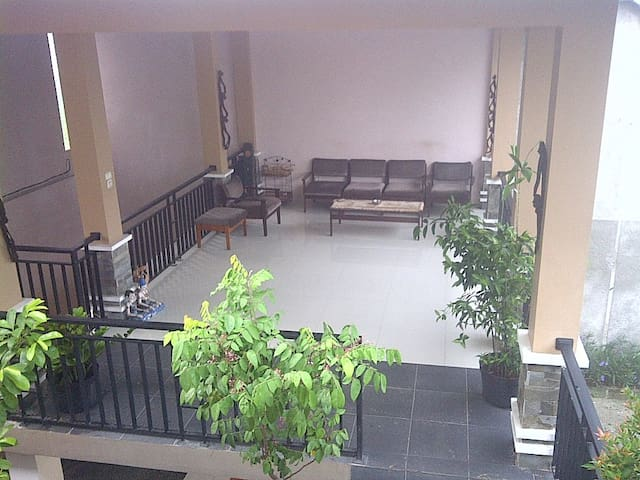 Spacious and open space Lobby