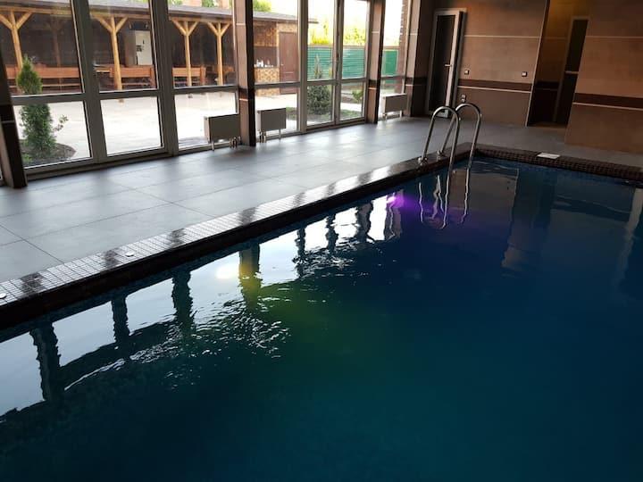 Villa DeLux 2 Pool & Hamam
