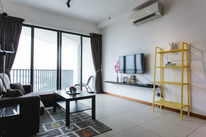 Will Seaview Home 3BR @Near Gurney Penang